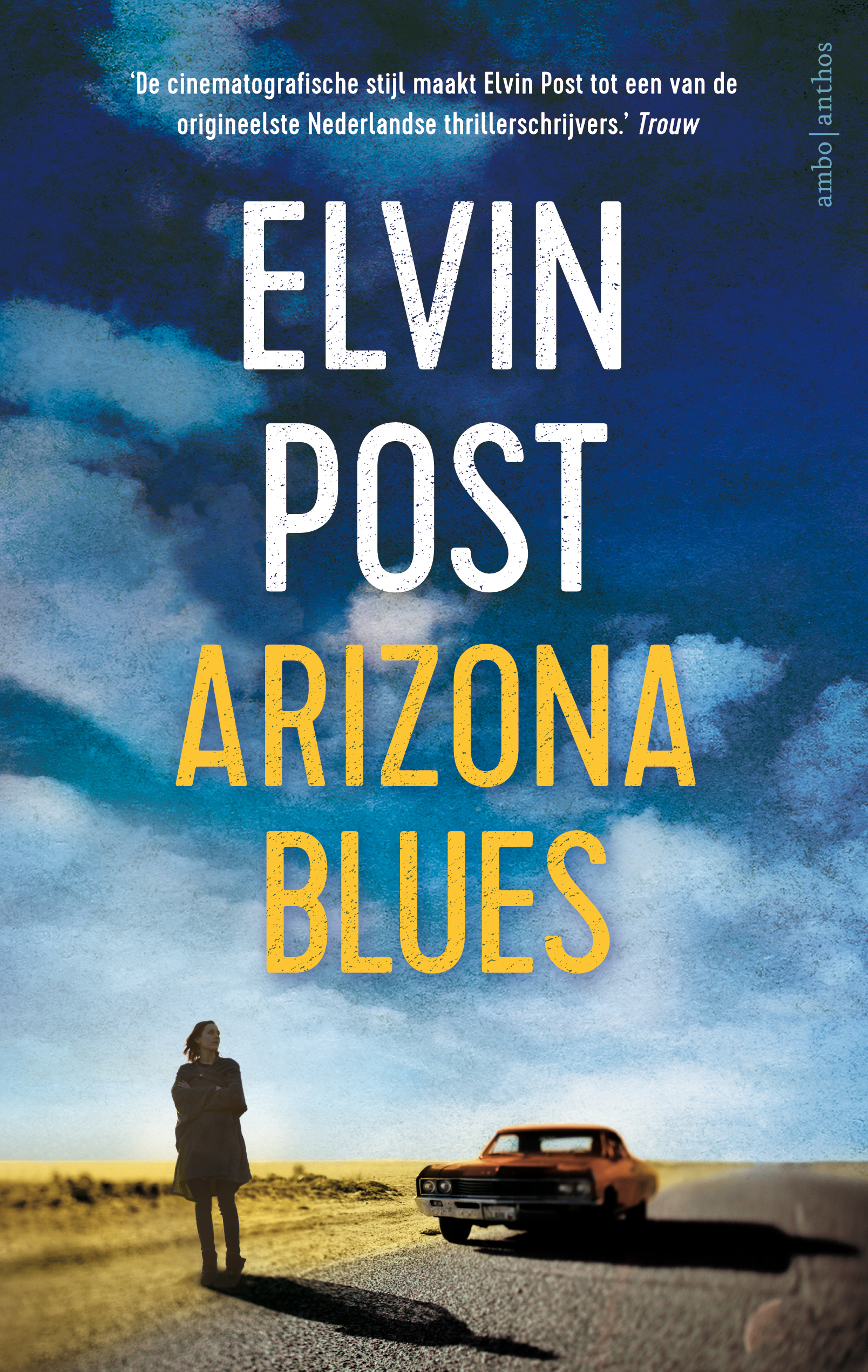 Elvin Post Arizona Blues