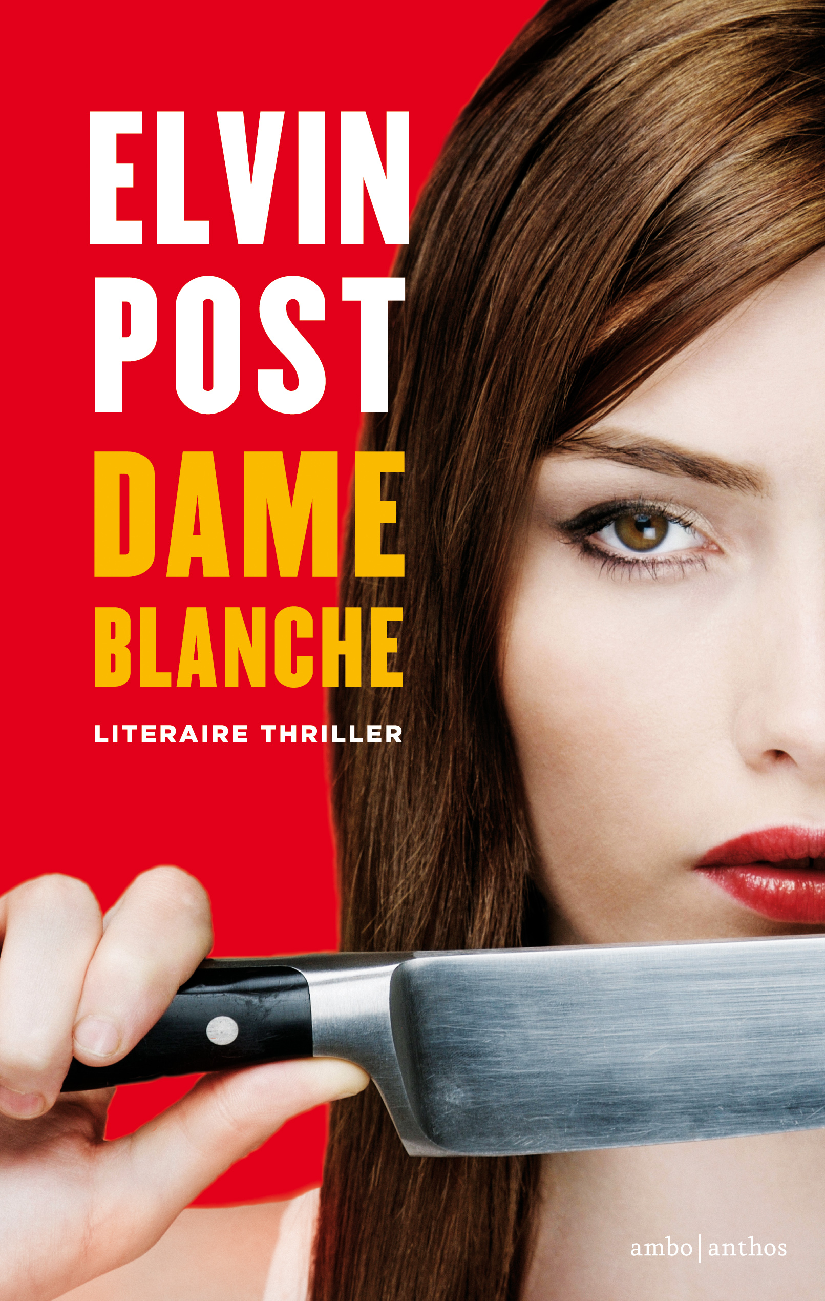 Dame blanche Elvin Post