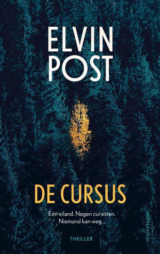 De cursus thriller van Elvin Post
